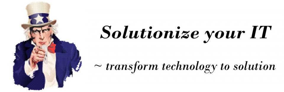 Solutionize your IT